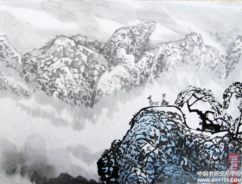 下 淘宝 名人字画 中国书画交易中心 中国书画销售中心 中国书画拍卖